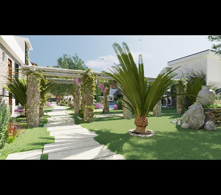 Kıbrıs'ta Butik Projede Satılık 1+1 Daireler