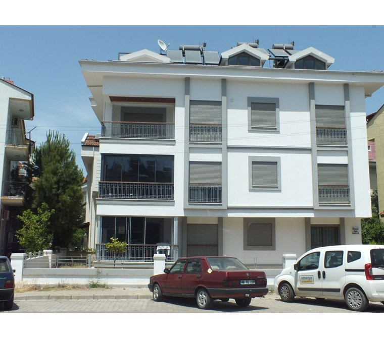Located Fethiye center 2 bedroom apartment for sale