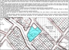 ŞEKERPINAR'da TİCARİ İMARLI SATILIK 4322,93 m² ANA YOL ÜZERİ
