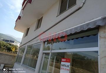 Karayılan Çamlık Mevkiinde Çift Cepheli Satılık Dükkan