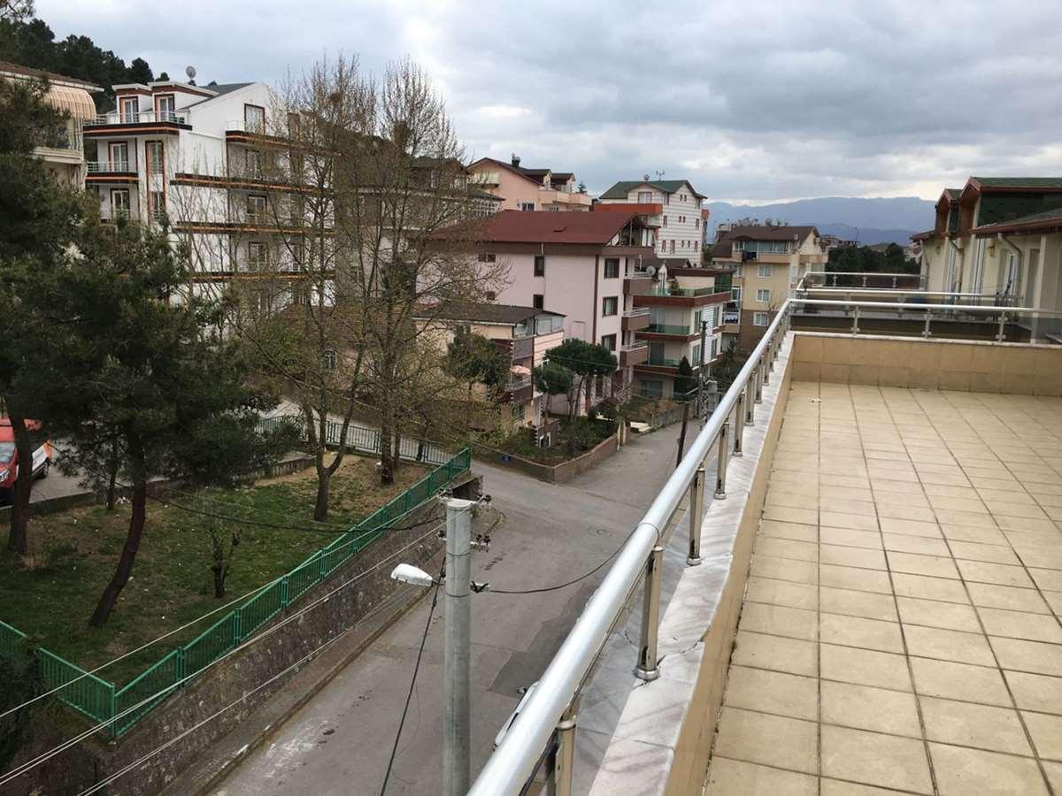 ŞİRİNTEPE'DE SİTE İÇİ,GENİŞ, MANZARALI SATILIK ÇATI DUBLEKS - 18