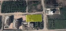 Nilüferköy'de Satılık 1.300 m2 Manzaralı Villalık Köşe Arsa.