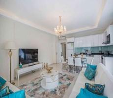 Mahmutlar'da satılık lux daireler