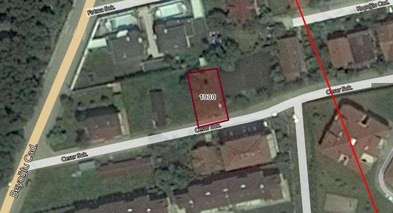 BAHÇECİK SEYMEN'DE 336 m² %30 TABAN OTURUMLU KONUT İMARLI ARSA - 9