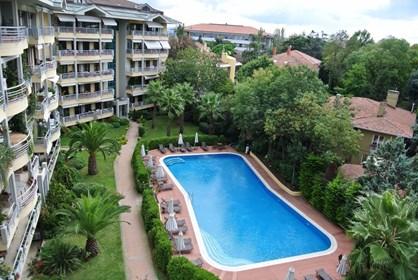 Flat for Rent in Etiler Büyükhanlı Compound