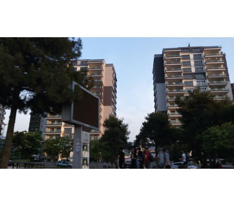 Ergünkent Park Nilüfer Sitesinde Satılık Sıfır 3+1 Lüx Daire