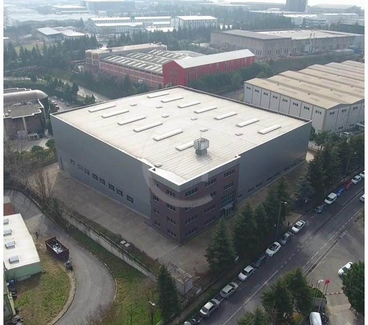 Gebze Osb'de 7.500m2 Prestijli, Yeni, Kiralık Fabrika