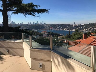 Villa For Rent With Bosphorus View In Kandilli