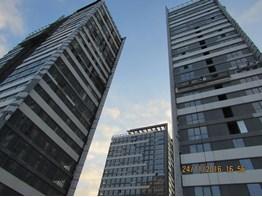 BROOKLYN PARK'TA YATIRIMLIK 69 m² 1+1 ATAŞEHİR MANZARALI 10.KAT