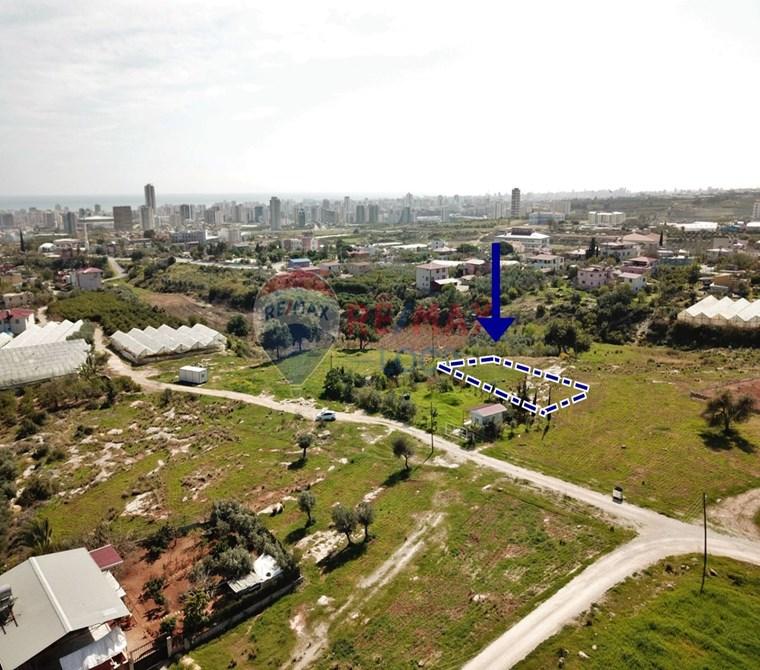 REMAX LOCA'DAN GÖKÇEBELEN MAHALLESİNDE 0.75 EMSALLİ SATILIK ARSA