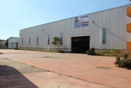 TUZLA ORGANİZE SANAYİ BÖLGESİNDE SATILIK 7265 m² İSKANLI FABRİKA