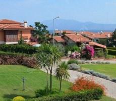 İzmir Çeşme Paşalimanı Denize Sıfır Sitede Satılık Lüks Villa