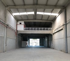 Gaziemir Sarnıç'ta 835 m2 Üretim ve Depolama Tesisi