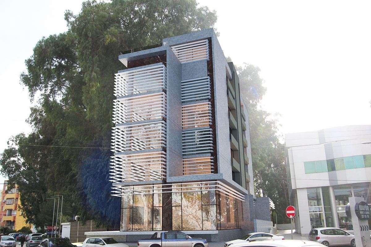 Kuzey Kıbrıs'ta Lefkoşa'nın En İşlek Yerinde Satılık Komple Bina - 4