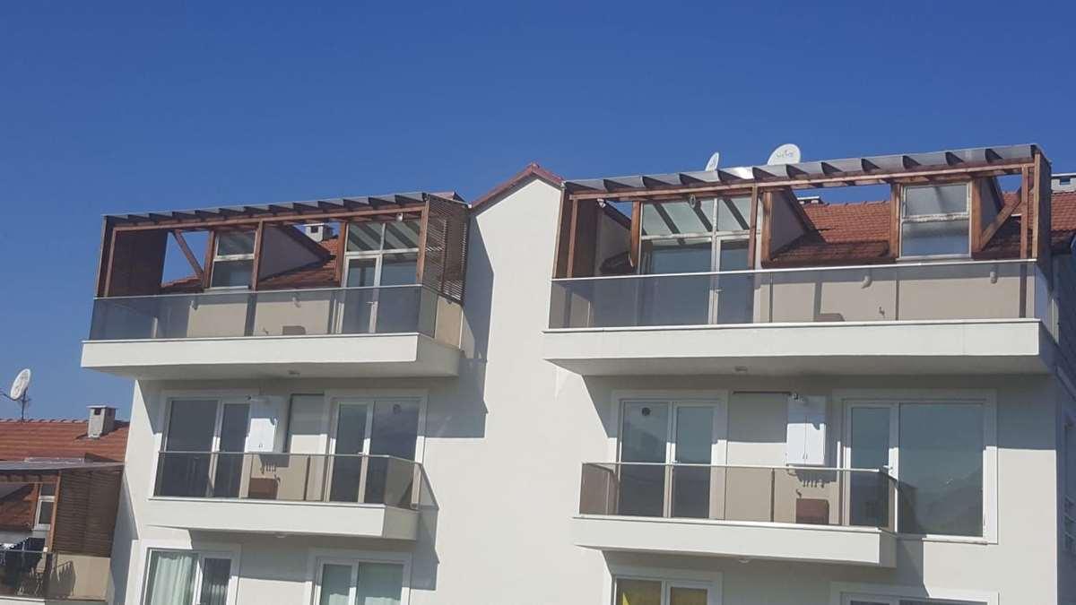 Başiskele, Döngel Bölgesinde 194m2 Çatı Dubleks Satılık