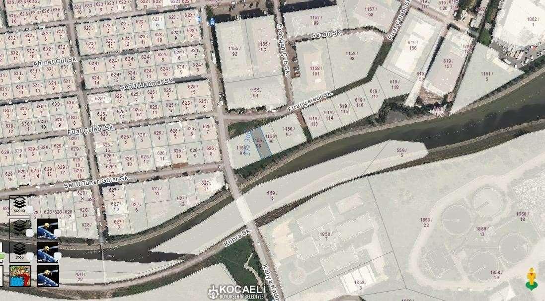 İzmit 42 Evlerde 280m2 Ticari Alan Satılık