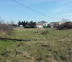 Podgorica, Zeta'da 4778m² Satılık Arsa