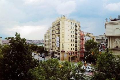 Beyoğlu'nda Satılık Bina