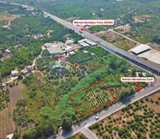 REMAX LOCA WONASİS OTEL YOLU ÜZERİNDE 2310 M2 TİCARİ İMARLI ARSA