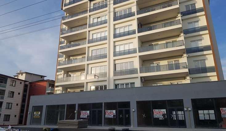 ELFİ den NETA BALAT PROJESİNDE SATILIK MERKEZİ 54 m² DÜKKAN