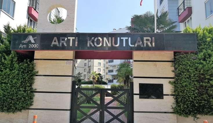 ELFİ CUMHURİYET ARTI 2000 SİTE 5+1 NET280M2 TERASLI HAVUZLU DBL