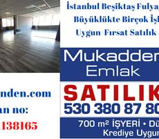 Fulya Ana Cadde 700 m² Birçok İşkolu Uygun Düz Giriş Opportunity