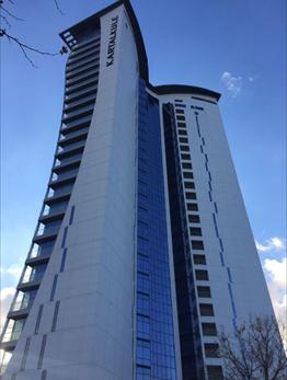 Kartal Kule Kiralık 200 m2 Deniz Manzaralı Ofis
