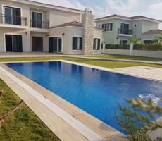 İzmir Çeşme Mamurbaba Havuzlu Müstakil Satılık Lüks Villa