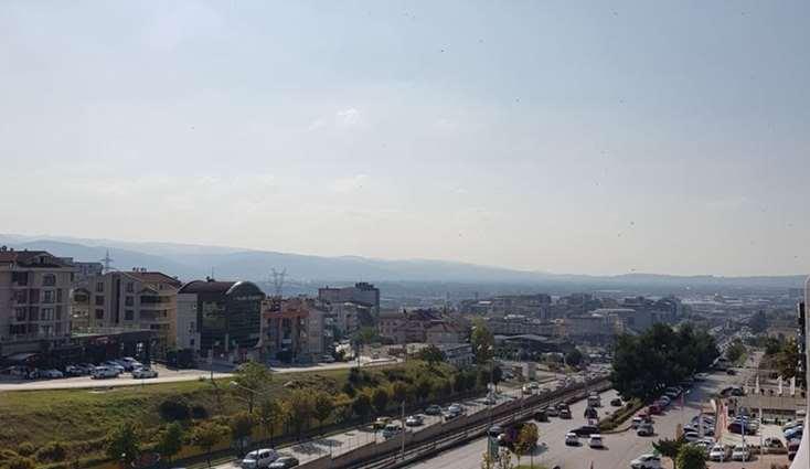 ELFİ den İZMİR YOLUNA CEPHE 4+1 180m² KİRALIK DUBLEKS OFİS