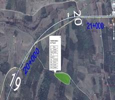 Mudanya Yalıçiftlikte Satılık 10 dönüm yatırımlık Kıymetli Arazi
