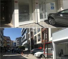Bankadan Satılık Sarıgazi'de 106 m2 Depolu Dükkan Mağaza