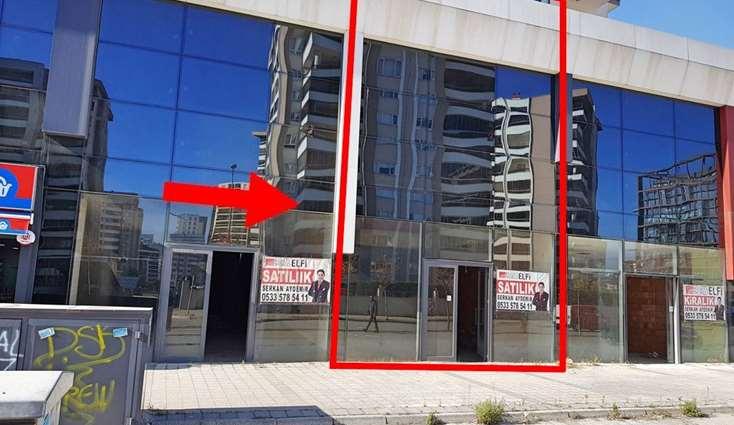 1985- ELFİ DEN 23 NİSAN CITY-224'TE SATILIK 268 m² MERKEZİ DÜKKA