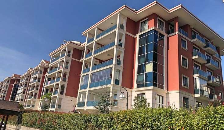 1974-ELFİ den DOĞUŞPARK'TA SATILIK 4+1 248 m² ŞEREFİYELİ LÜKS DA