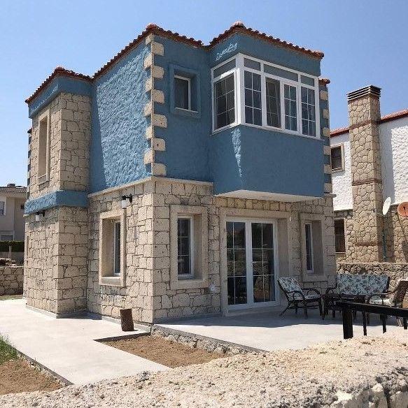 İzmir Çeşme Alaçatı Müstakil Bahçeli Kiralık Villa