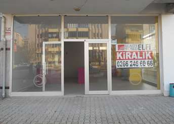 ELFİ den Savaştepe Caddesi Üzerinde KİRALIK Dükkan