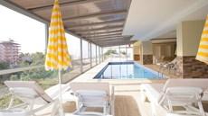 Habitat Hill Residence 1+1 For Sale 99m2 Apartment in Alanya/Kestel