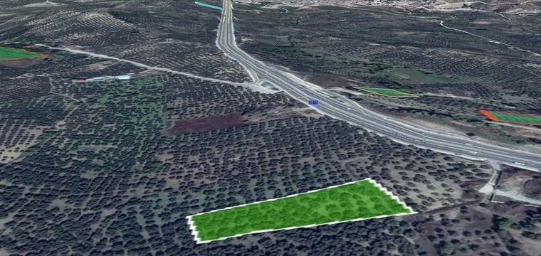 Bursa Mudanya yolunda Aydınpınar'da Satılık 3.350 m2 Yatırımlık