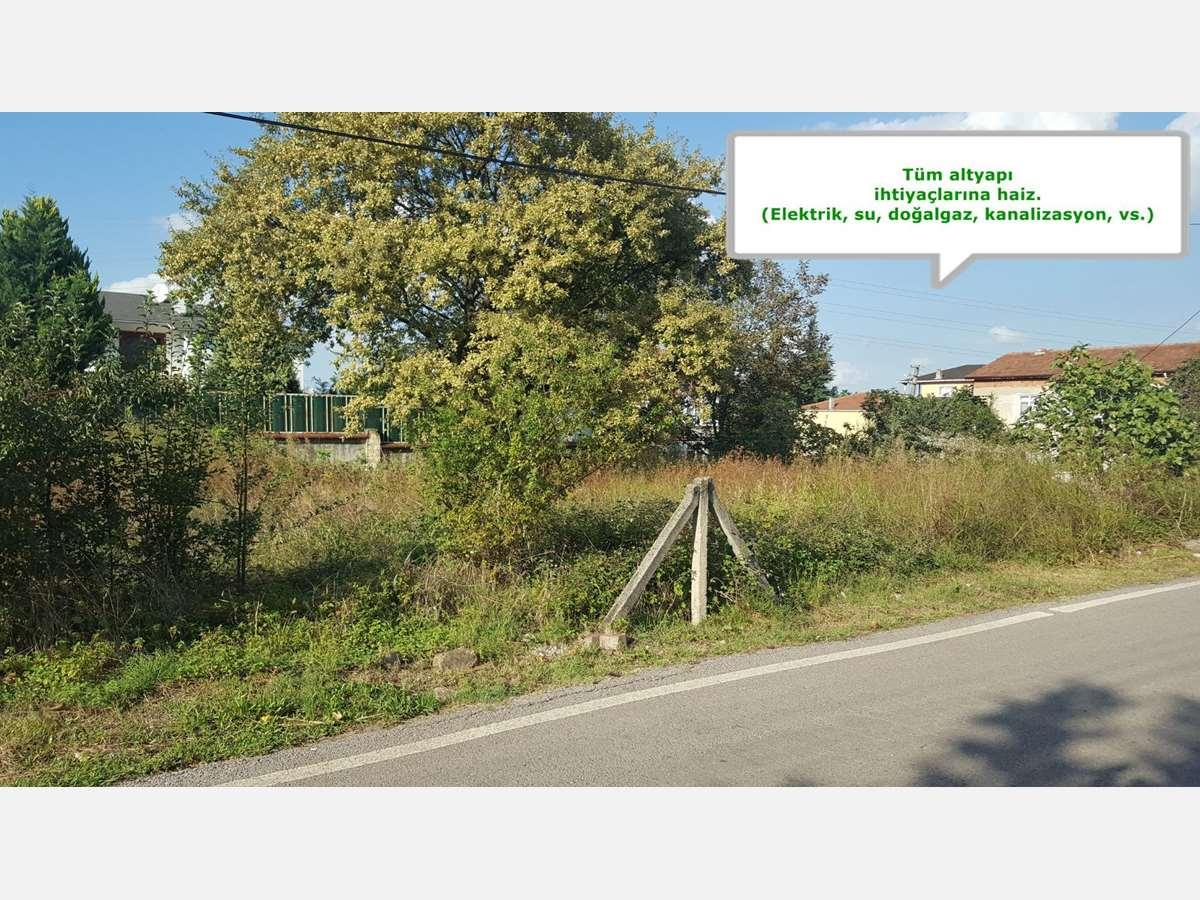 BAHÇECİK SEYMEN'DE 336 m² %30 TABAN OTURUMLU KONUT İMARLI ARSA - 2