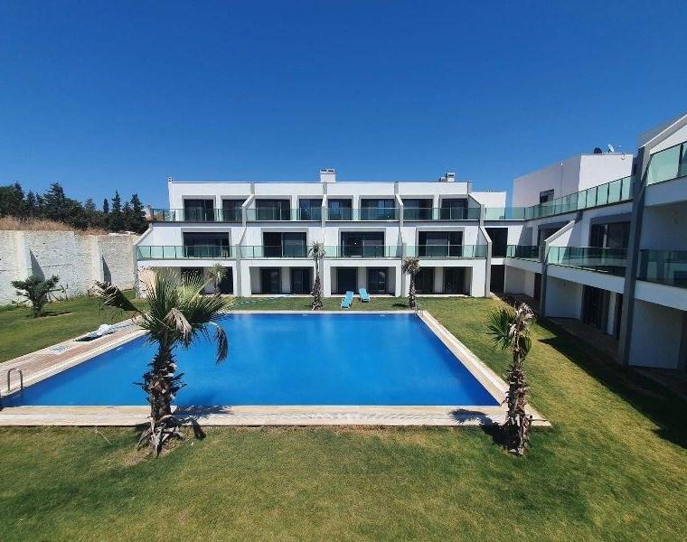 İzmir Çeşme Dalyan Denize Yakın Satılık Rezidans Daire