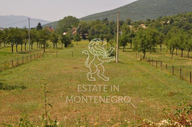 Nikšić'de 3666m² Satılık Arsa