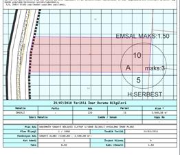ARNAVUTKÖY ÖMERLİ'DE 3941 M² SANAYİ İMARLI SATILIK ARSA