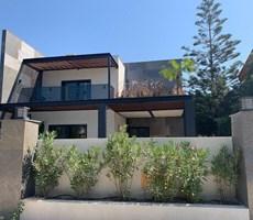 İzmir Çeşme Alaçatı Müstakil Havuz Satılık Modern Villa