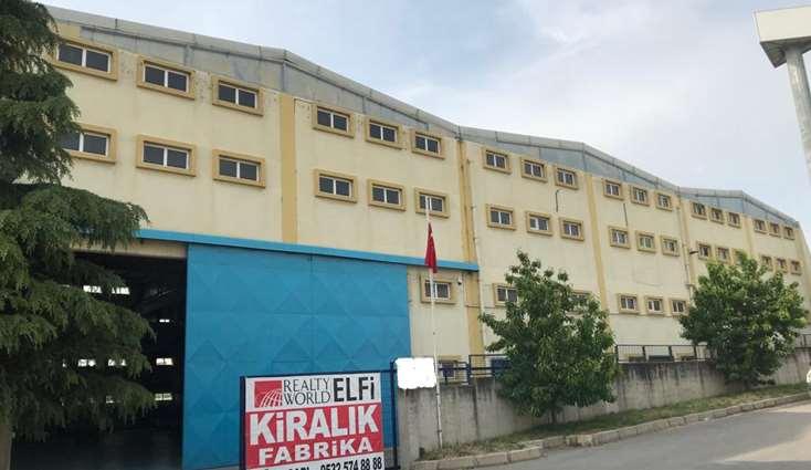 ELFİ den NOSAB DA 1.450 m2 KİRALIK FABRİKA
