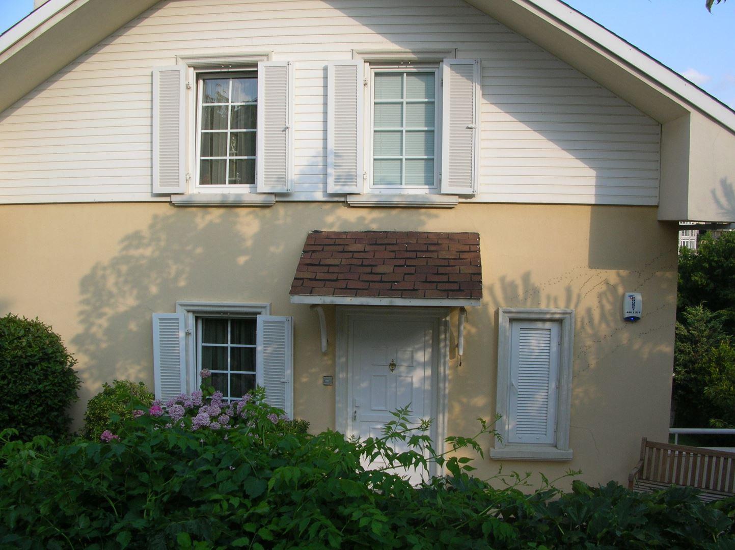 Beykoz Konakları'nda Kiralık A Tipi Villa