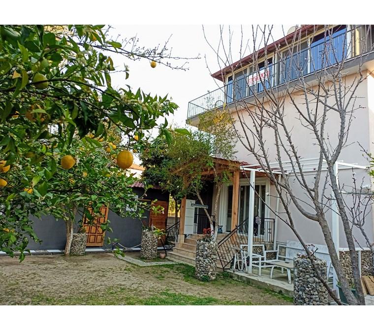 Ortaca cumhuriyet mahallesinde satılık Triblex Villa