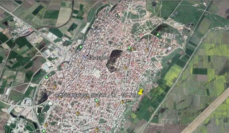ELFİ den KARACABEY RUNGUÇPAŞA İMARLI 763 M2 KELEPİR ARSA