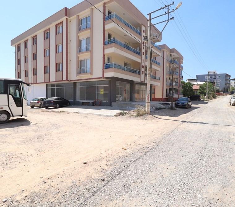 Kemalpaşa Ulucak'ta 325 m2 Kiralık Dükkan