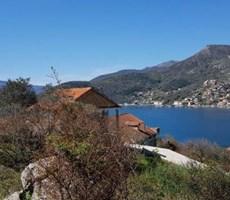 Tivat Lepetane' de Deniz Manzaralı Satılık Daire