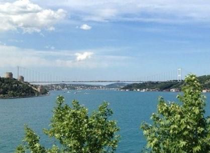 Kandilli'de Muhteşem Manzaralı Satılık Yol Yalı Dairesi