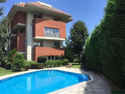 Garden Duplex For Rent In Kandilli